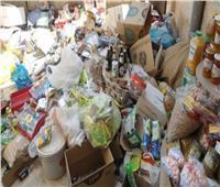 تحرير 597 محضر مخالفة وضبط آلاف السلع الغذائية بقنا