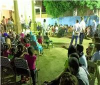 ثقافة ديروط تعقد سهرة رمضانية بأجواء روحانية