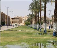اغلاق الحدائق العامة في السويس وغلق الشواطئ لمنع تجمعات المواطنين في شم النسيم