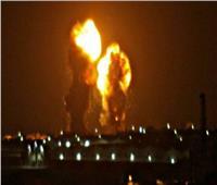 سقوط صواريخ على قاعدة بلد الجوية شمال بغداد