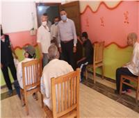 التضامن تنظم أول قافلة لتطعيم الكبار بـ«الشرقية»