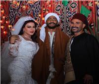 أول تعليق من أحمد سعد على زواج سمية الخشاب من محمد رمضان
