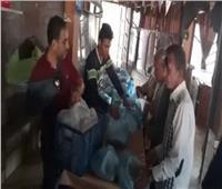 فريق «أصحاب البصيرة» يدشنون «سفرة هنية» لإفطار أسر الأكثر احتياجا بشمال سيناء