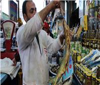 حملات موسعة للزراعة بالأسواق للتفتيش على صلاحية الأسماك المملحة | فيديو
