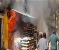 النيابة تأمر بدفن جثة 4 عمال في حريق فرن بدار السلام