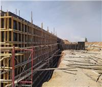 وزير الإسكان: تنفيذ محطة مياه شرب بتكلفة 530 مليون جنيه بـ«بدر»