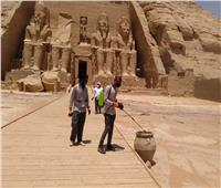 وزارة السياحة تواصل تطهير جميع المتاحف والمناطق الآثرية