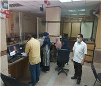 بدء منظومة التراخيص الجديدة بمركز ناصر بـ«بني سويف»