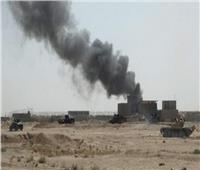 استهداف قاعدة عين الأسد بصاروخي كاتيوشا بالعراق