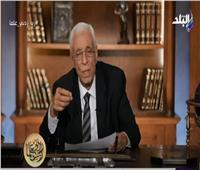 حسام موافي يكشف سر إخفاء الله سبحانة وتعالى موعد ليلة القدر