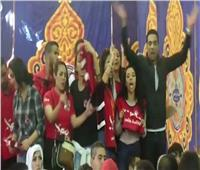 تعليق شادي محمد على ظهوره في مقطع رقص لدعم «الخطيب»  فيديو