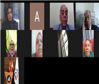 لجنة المحافظات بالمجلس القومي للمرأة تعقد اجتماعها الدوري