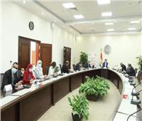 وزير التعليم العالي يتابع تنفيذ التكليفات الرئاسية لتطوير منظومة الوافدين