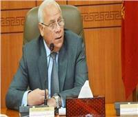 «محافظ بورسعيد» يتفقد مستشفي «النصر» لمتابعة التطعيم بلقاح «كورونا»