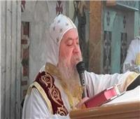 الأنبا باخوم: اقتصار صلوات قداسات الجمعة والأحد على الكهنة فقط