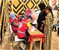 قافلة طبية مجانية بكفر أبو إسماعيل مركز زفتى ضمن فعاليات «حياة كريمة»