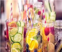 في الحر.. مشروبات تزيد الرطوبة في الجسم