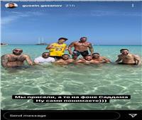 مدون روسي شهير يدعو العالم لزيارة مصر من شرم الشيخ  صور