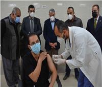 التوسع في مراكز التطعيم بلقاح فيروس كورونا بالمنيا