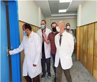 وكيل «صحة الشرقية» يؤكد علي الصيانة الدورية للأجهزة الطبية