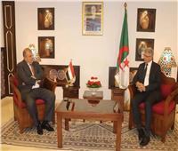 سفير مصر بالجزائر يبحث مع وزير السياحة الجزائري التعاون المشترك
