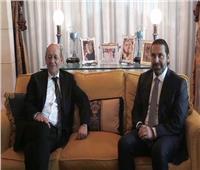 وزير الخارجية الفرنسي يزور بيروت ويلتقي مسؤولين لبنانيين