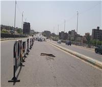 تشكيل لجنة لمعاينة موقع انهيار كوبري محور الليثي في دمنهور
