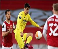 فياريال يبلغ نهائي الدوري الأوروبي على حساب آرسنال