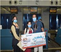 «مصر للطيران» تهدي الراكب رقم 7 على رحلات اليوم خدمات سفر مجانية