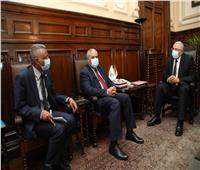 وزير الزراعة يستقبل ممثل «الفاو» الإقليمي في بداية عمله بالقاهرة