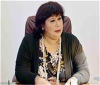 وزيرة الثقافة تنعى الموسيقار الكبير جمال سلامة