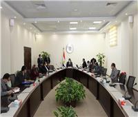 وزير التعليم العالي يترأساجتماع مجلس إدارة صندوق الاستشارات الفنية