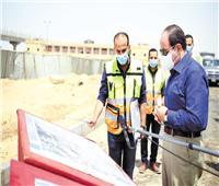 محطة عدلى منصور تربط المدن الجديدة بالقاهرة الكبرى