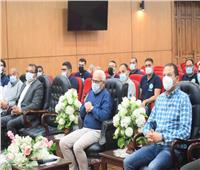 الغضبان يقرر صرف نصف مليون جنيه لنادي بورسعيد الرياضي