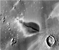 اكتشاف سر بقعة المريخ المظلمة والغامضة