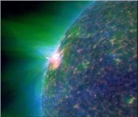 الأقمار الصناعية ترصد أقوى توهج للشمس