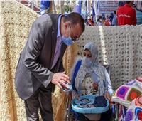 توزيع ١٥ ألف قطعة ملابس جديدة بقرى الإسكندرية بمناسبة عيد الفطر
