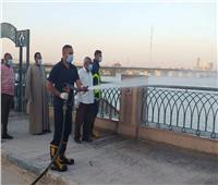 تطهير وتعقيم المنشآت الحكومية والسياحية ضد «كورونا» بأسوان