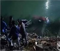 غرق 5 أشخاص وإنقاذ 7 إثر سقوط تروسيكل في ترعة ناصر بالإسكندرية