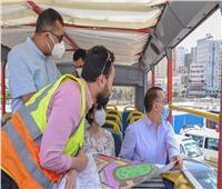محافظ الإسكندرية: 40% نسبة الإنجاز لتطوير محطة مصر بتكلفة 227 مليون جنيه