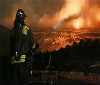 مقتل أربعة أشخاص في حريق شمال شرق موسكو
