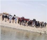 انتشال جثتين من ضحايا التروسيكل الغارق غرب الإسكندرية
