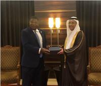 توقيع مذكرة تفاهم فني بين البرلمان العربي والاتحاد البرلماني الدولي