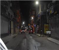 غلق 47 محلا وتحرير 268 محضرا لعدم ارتداء الكمامات بالغربية