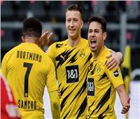 «بوروسيا» يفوز على «لايبزيج» ويمنح بايرن ميونخ رسميا لقب «البوندسليجا»
