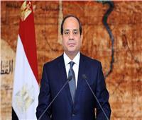 الرئيس السيسي: ليلة القدر تلهمنا كل معاني الرحمة وإعلاء والقيم الإنسانية