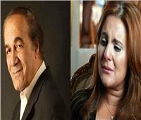 رانيا محمود ياسين ترثي والدها بكلمات مؤثرة