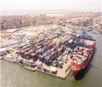 الانتهاء من أرصفة وساحات المحطة متعددة الأغراض بميناء الإسكندرية ديسمبر