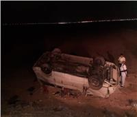 ننشر أسماء المصابين الـ20 في حادث طريق «قنا- سوهاج»