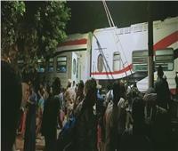 مصدر أمني: خروج قطار القاهرة أسوان عن القضبان بمنطقة العياط دون إصابات